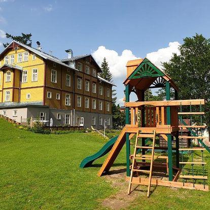 Pension Janský Potok I. poblíž Stezky korunami stromů Krkonoše