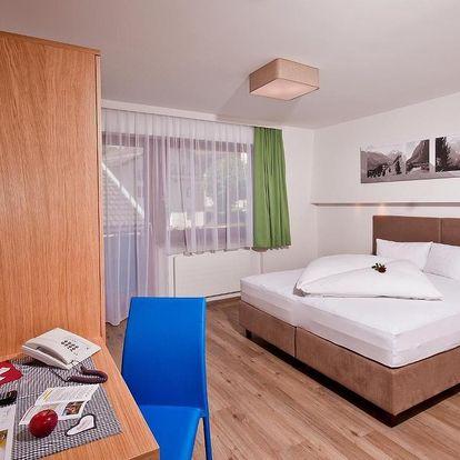 Rakouské Alpy: Hotel Neuwirt