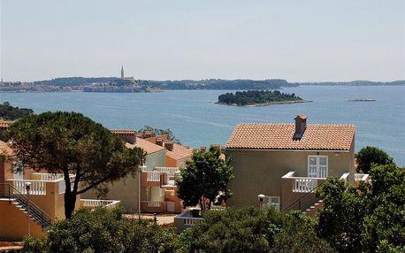 Chorvatsko - Rovinj na 15 dnů