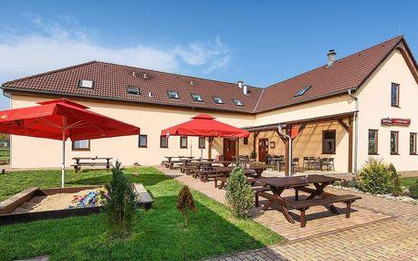 Relax pro dva na jihu Čech s jídlem i wellness