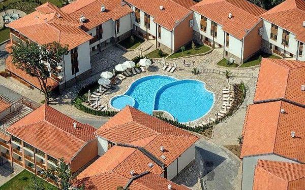 Arkutino Family Resort, Burgas, Bulharsko, Burgas, letecky, all inclusive2