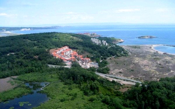 Arkutino Family Resort, Burgas, Bulharsko, Burgas, letecky, all inclusive3