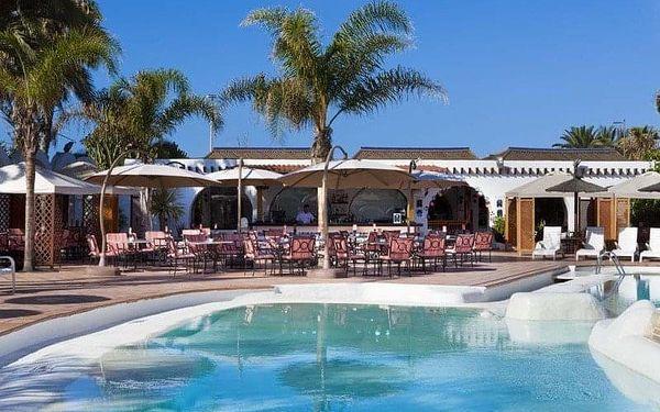 MELIA TAMARINDOS, Gran Canaria, Kanárské ostrovy, Gran Canaria, letecky, snídaně v ceně5