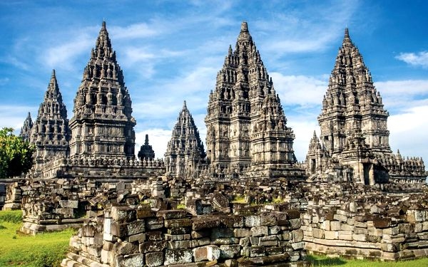 Indonésie letecky na 15 dnů, strava dle programu