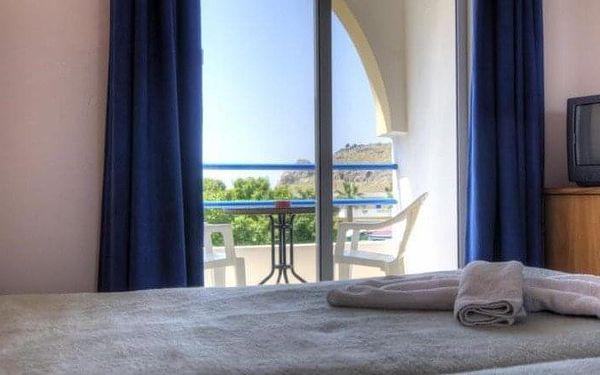 Lardos Bay, Rhodos, Řecko, Rhodos, letecky, snídaně v ceně4