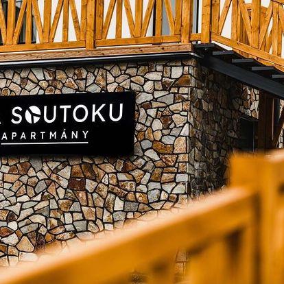 Modrava, Plzeňský kraj: Apartmány Na Soutoku - Filipova Huť