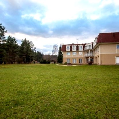 Krásy Broumovska: Hotel Adršpach