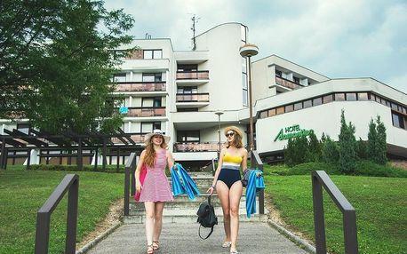 Pobyt v Hotelu Adamantino v blízkosti Luhačovické přehrady