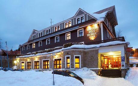 Krkonoše: Hotel Bílý Hořec