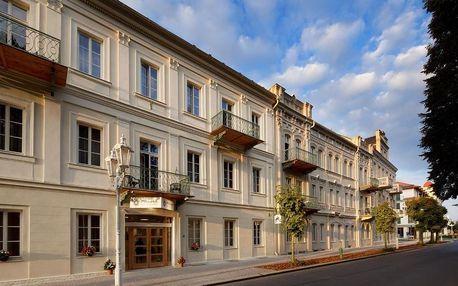 Františkovy Lázně, Karlovarský kraj: Spa & Kur Hotel Praha