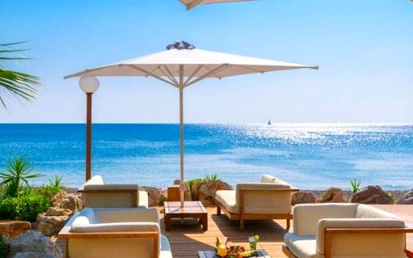 Hotel Elysium & Spa, Rhodos, Řecko, Rhodos, letecky, snídaně v ceně2