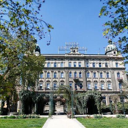 Plzeňsko: Hotel Continental