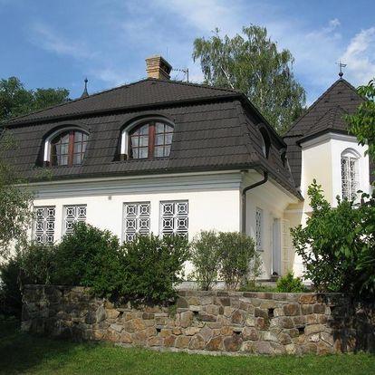 Pardubický kraj: Vila Chateau