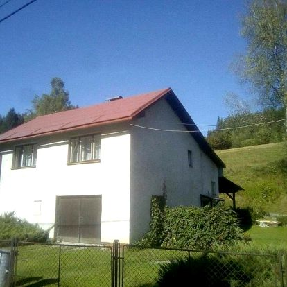 Moravskoslezský kraj: Chalupa pod Gruněm v Beskydech