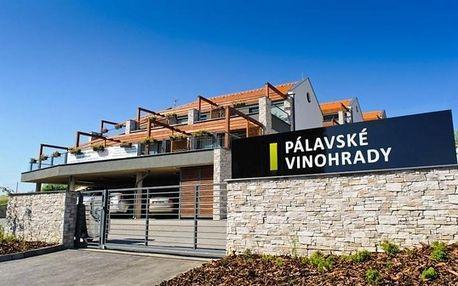 Jižní Morava: Pálavské apartmány