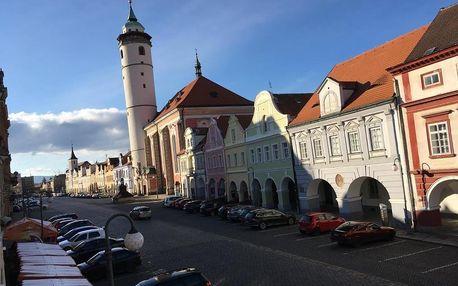 Domažlice, Plzeňský kraj: Apartmán Domažlice centrum