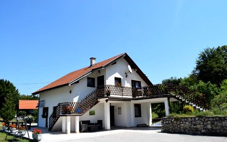 Chorvatsko - Plitvická jezera: Rooms Ruza