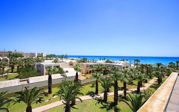 Club Novostar Dar Khayam, Hammamet, Tunisko, Hammamet, letecky, all inclusive3