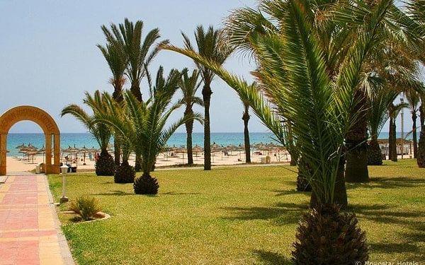 Club Novostar Dar Khayam, Hammamet, Tunisko, Hammamet, letecky, all inclusive5