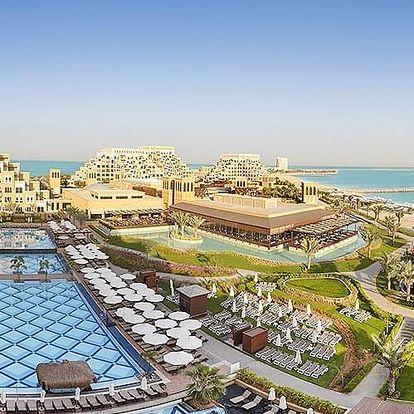 Spojené arabské emiráty - Dubaj letecky na 7-15 dnů, ultra all inclusive