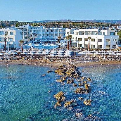 Řecko - Kréta letecky na 7-15 dnů, ultra all inclusive