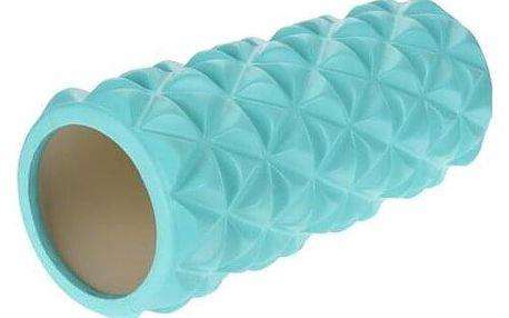 XQ Max Válec na cvičení Yoga 33 x 14,5 cm, zelená