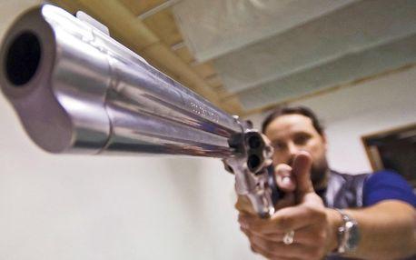 Střelecké balíčky s až 116 náboji pro 1 nebo 2 osoby