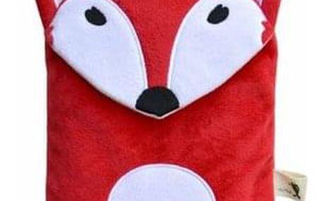 HUGO-FROSCH Dětský termofor Hugo Frosch Eco Junior Comfort s motivem červené lišky
