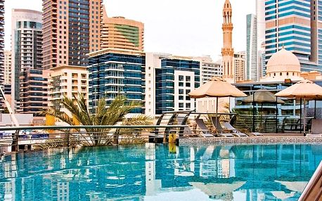 Spojené arabské emiráty - Dubaj letecky na 7-15 dnů, snídaně v ceně