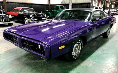 Jízda legendárním supersportem Dodge Charger 1973