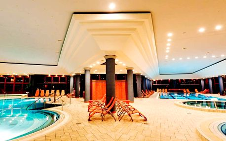 Hotel Greenfield**** s polopenzí nebo all inclusive v lázních Bükfürdő