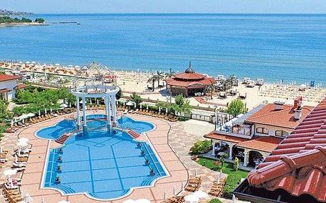 Bulharsko - Slunečné pobřeží letecky na 6-15 dnů, polopenze