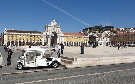 Portugalsko - Lisabon letecky na 5 dnů, snídaně v ceně