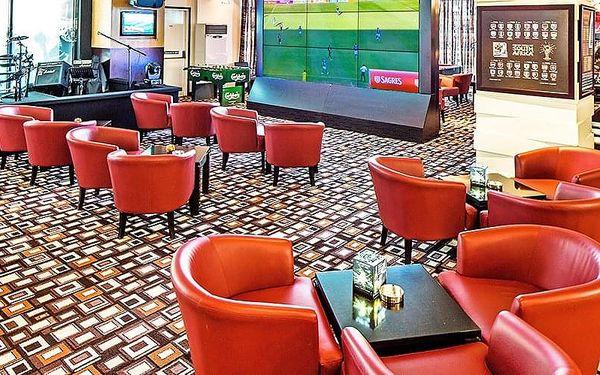Hotel Citymax Bur Dubai, Dubaj, letecky, snídaně v ceně2