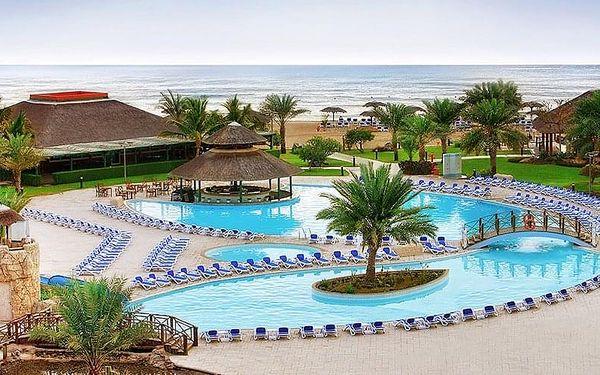 Hotel Fujairah Rotana Resort & Spa, Dubaj, letecky, snídaně v ceně2
