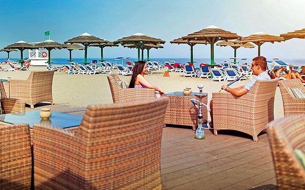Hotel Fujairah Rotana Resort & Spa, Dubaj, letecky, snídaně v ceně3
