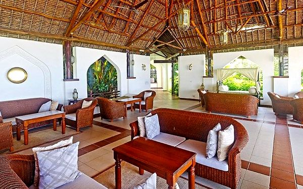 Hotel Sea Cliff Resort & Spa, Zanzibar, letecky, polopenze2