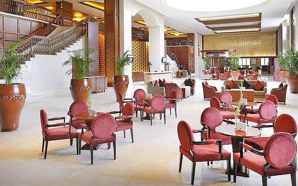 Hotel Ramada By Wyndham Jumeirah, Dubaj, letecky, snídaně v ceně2