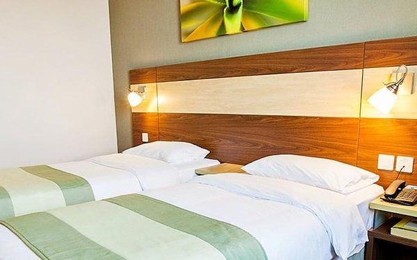 Hotel Citymax Al Barsha At The Mall, Dubaj, letecky, snídaně v ceně2
