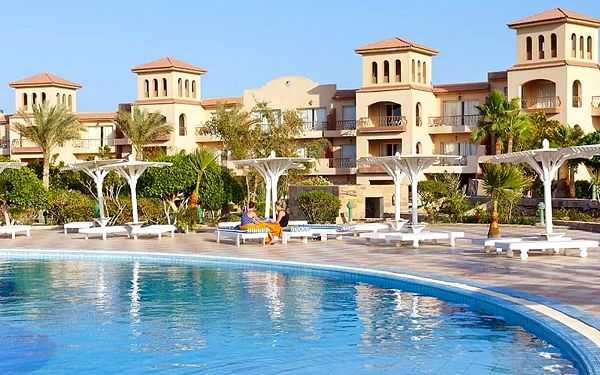 Hotel Pensee Royal Garden, Marsa Alam, letecky, all inclusive2