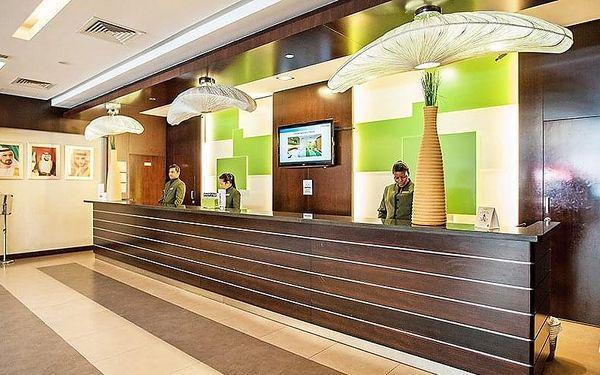 Hotel Citymax Al Barsha At The Mall, Dubaj, letecky, snídaně v ceně3