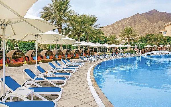 Hotel Fujairah Rotana Resort & Spa, Dubaj, letecky, snídaně v ceně4