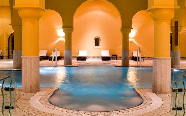 Hotel Ulysse Resort & Thalasso, Djerba, letecky, all inclusive3