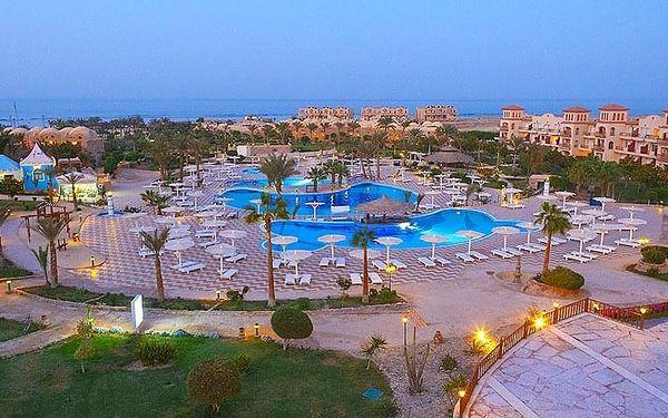 Hotel Pensee Royal Garden, Marsa Alam, letecky, all inclusive3