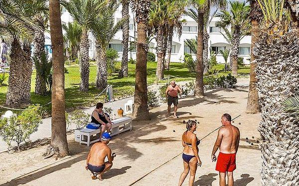 Hotel Palm Beach Club Djerba, Djerba, letecky, all inclusive2