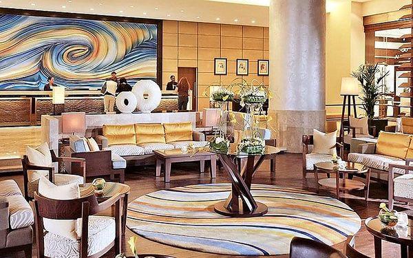 Hotel Amwaj Rotana Jumeirah Beach, Dubaj, letecky, snídaně v ceně3