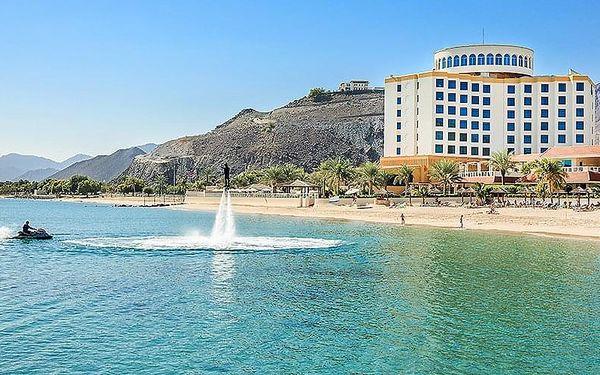 Hotel Oceanic Khorfakkan Resort & Spa, Dubaj, letecky, snídaně v ceně4