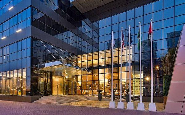 Hotel Millennium Place Marina, Dubaj, letecky, snídaně v ceně2