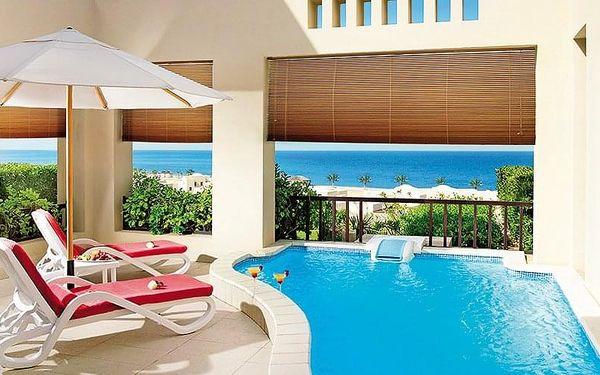 Hotel The Cove Rotana Resort, Dubaj, letecky, snídaně v ceně2