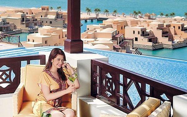 Hotel The Cove Rotana Resort, Dubaj, letecky, snídaně v ceně4